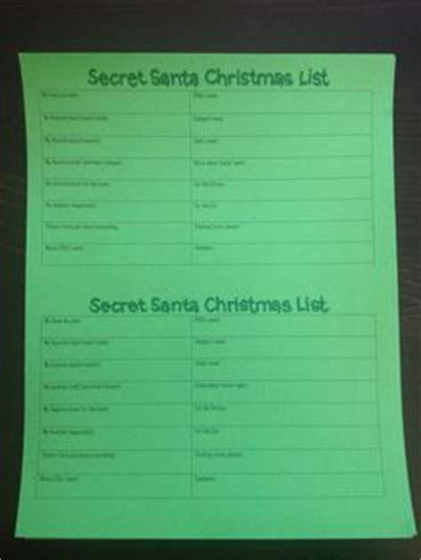 1000 images about secret santa on pinterest secret