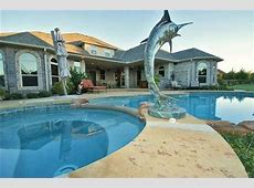 OKC Thunder Swimming Pools - Blue Haven Pools Russell Westbrook House