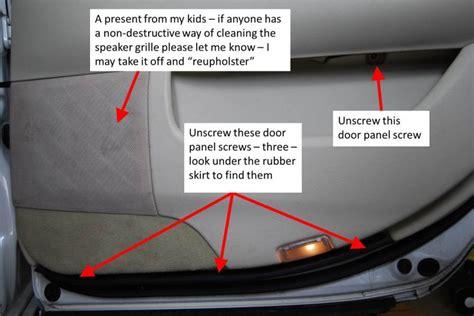 How To Remove A Door Panel by Remove Door Panel Door Handle Diy Audiforumscom Autos Post