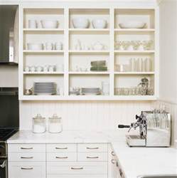 Kitchen Cabinets Open Shelving by 10 Kitchens With Open Shelving House Mix