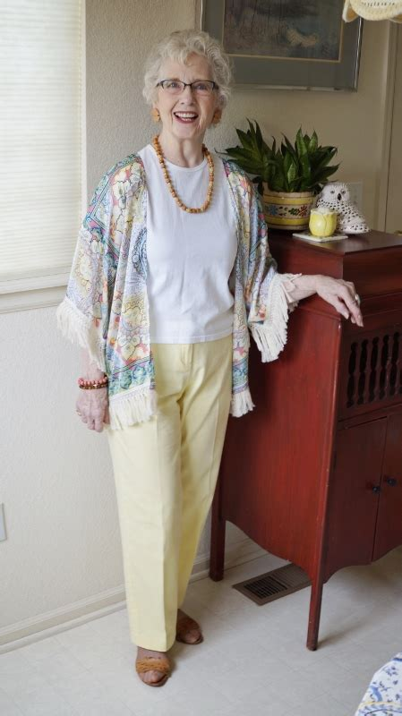 over 70 fashions for women kimono dresses up a casual outfit for women over 50