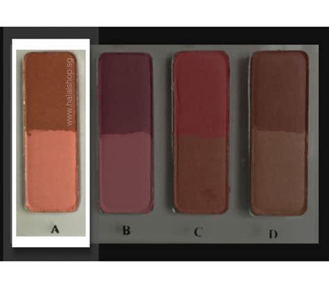 Jual Eyeshadow Glitter Wardah by Halal Cosmetics Singapore Wardah Blush On A More Brands