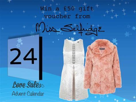 Miss Selfridge Gift Card - win a 163 50 gift card from miss selfridge