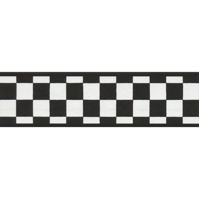 Cars Wallpaper With And Background Checks by Black And White Check Wallpaper Border