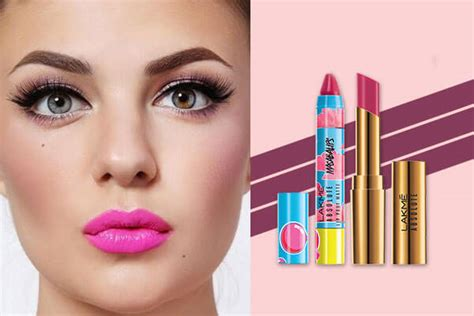 Fuchsia Lipstick For Fair Skin pink lipstick for your skin tone bebeautiful