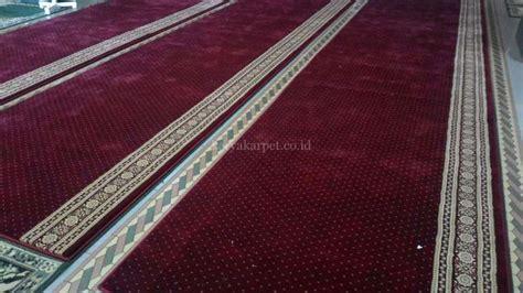 Karpet Masjid Meteran Bandung jual karpet masjid harga distributor pabrik termurah