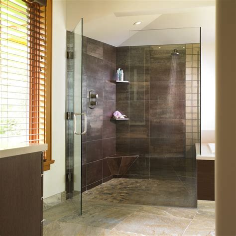 Modern Bathroom Ensuite Comox Ensuite Modern Bathroom Other Metro By The