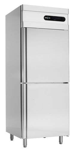 hinged door ansiz97 1 1984 stainless steel commercial refrigerator 2 door at rs 65000