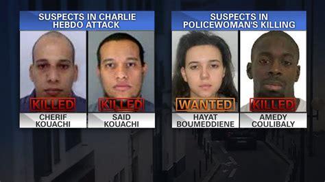 paris terrorist suspects killed suspects in paris terror attacks belonged to same jihadist
