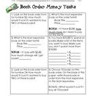 Word Problems For 3rd Graders Fraction Problem Solving
