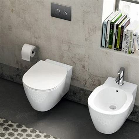 vaso connect ideal standard ideal standard e049301 connect vaso sospeso aquablade 174 con
