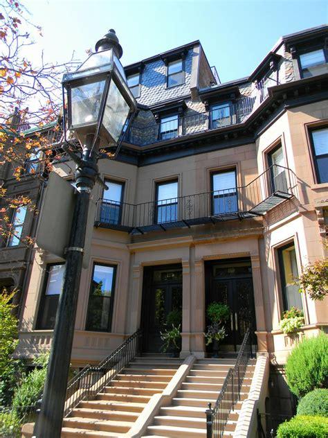 elegant home in boston s back bay traditional home what i love about boston s back bay landvest blog