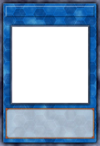 Yugioh Card Template