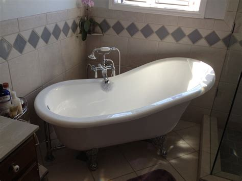 how big is a standard bathtub jetted claw foot tub excellent air jetted clawfoot tub