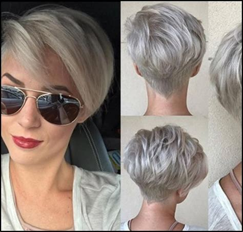 trendfrisuren  damen short hair styles modern short