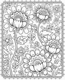 pictures to color for adults cindymichaudart coloring books tension relief