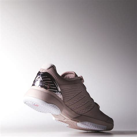 adidas womens stella mccartney barricade  tennis shoes