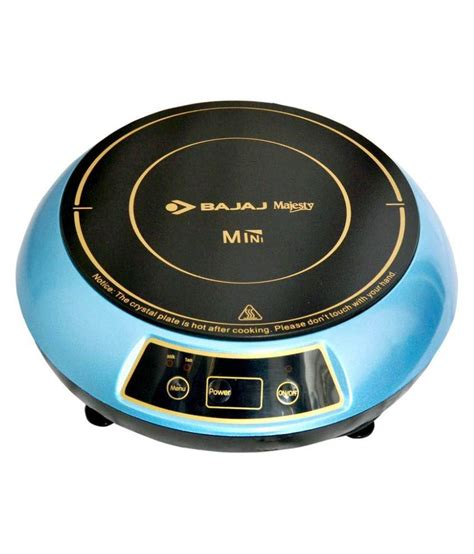 mini induction stove price bajaj majesty mini induction cookers price in india buy bajaj majesty mini induction cookers