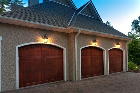 Wood Stained Garage Doors Wood Stained Garage Doors Modern Garage Doors And Openers San Diego By Automatic Door