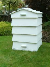 wood pe hung share english garden beehive plans