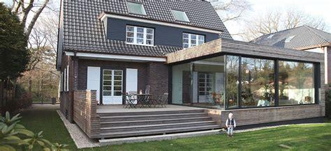 anbau siedlungshaus erweiterung einfamilienhaus architekten paschen