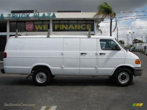 dodge commercial van 2003 dodge ram van 3500 extended commercial in bright