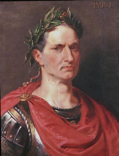 Julius Caesar Biography Beware The Ides Of March Highline Library
