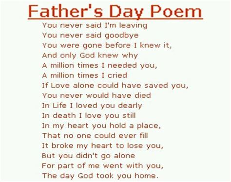san poems happy fathers day in heaven poems and quotes san antonio