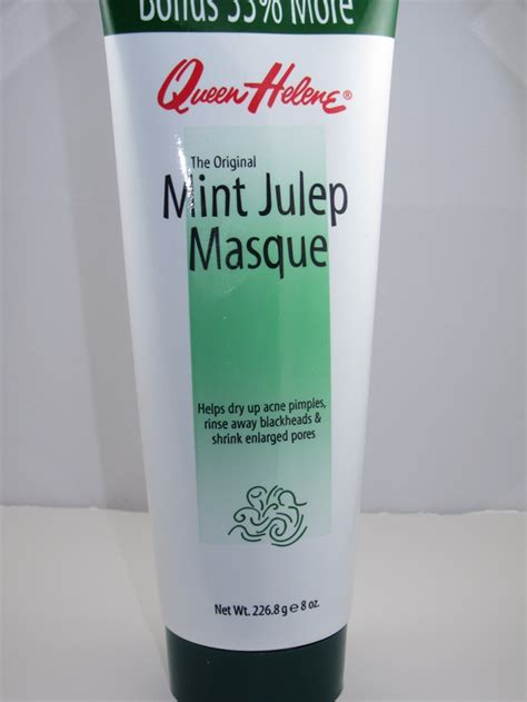 Masker Helene helene mint julep masque review musings of a muse