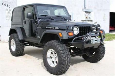 Jeep Rubicon 1998 Buy Used 1998 Jeep Wrangler 4x4 Rubicon Tribute Custom In