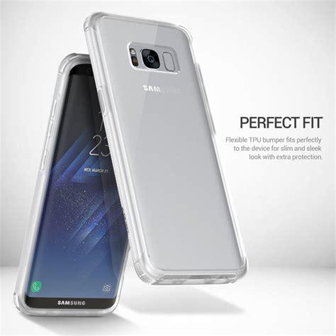 Obliq Shield Samsung Galaxy S8 Black obliq shield samsung galaxy s8 clear