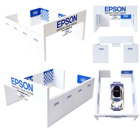 Epson Paper Craft - epson 1 24 nsx papercraft d b r c racing