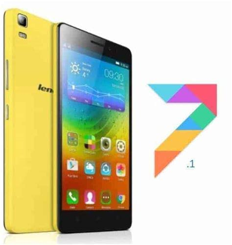 Lenovo A7000 Global Teleshop miui 7 1 global stable with patch rom for lenovo a7000