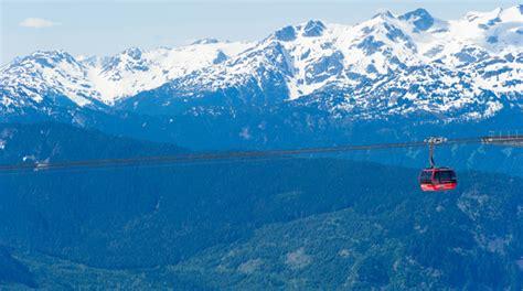 Cabin Ideas by Whistler Bc Canada Peak 2 Peak Gondola Tourism Whistler