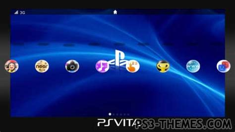 new themes ps vita ps3 themes 187 ps vita slideshow