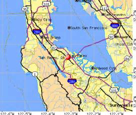 map of san mateo california san mateo california ca 94401 94403 profile