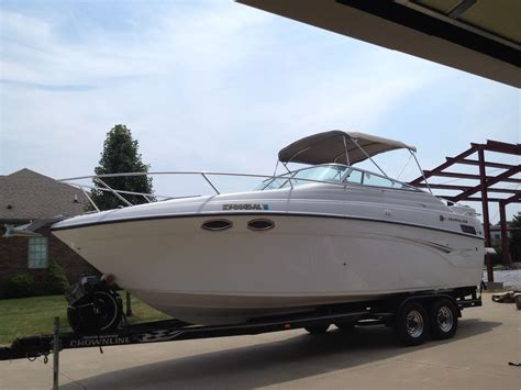 crownline boat with outboard crownline boat for sale from usa