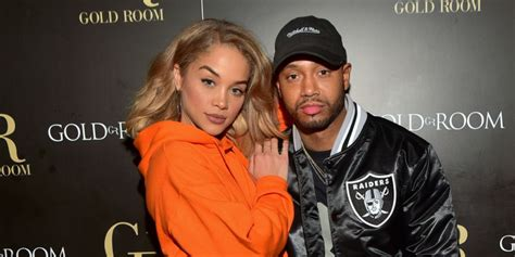 terrence j car report terrence j and girlfriend jasmine sanders are