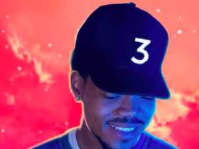 Coloring Book Chance The Rapper Chance The Rapper Colors His Place In History Sohh Com