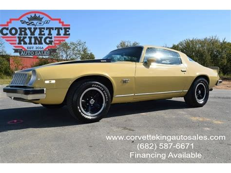 1975 camaro z28 for sale 1975 chevrolet camaro for sale 23 used cars from 3 495