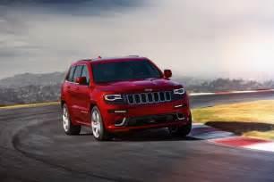 Jeep Srt 2015 2015 Jeep Grand Srt Gets Power Boost