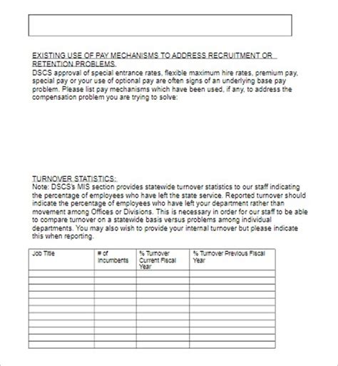 grant template for nonprofit 46 free grant templates word pdf sles formats