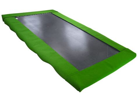 Olympic Mats by Olympic Std Aussie Troline Black Poly Or Yellow 2