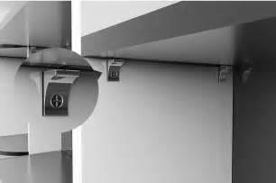 adjustable cabinet shelf brackets cabinet glass wood board adjustable shelf bracket support