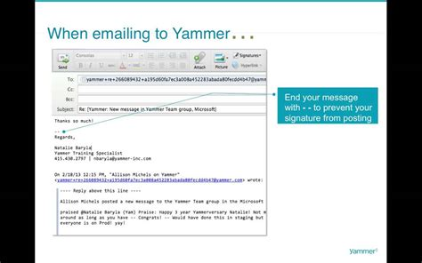 office 365 how to series yammer tips and tricks