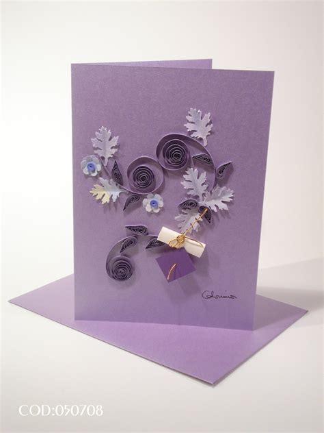 Handmade Design Ideas - handmade greeting cards quilling cards special designs