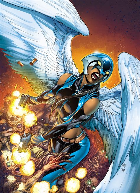 hawkgirl earth 2 worldofblackheroes