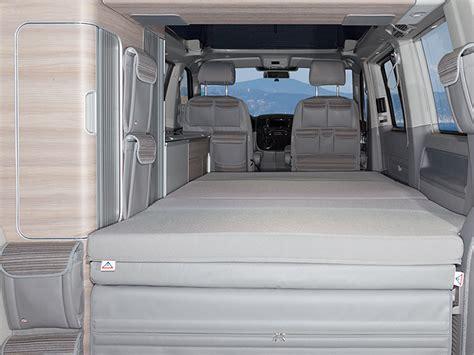 matratze l ften brandrup ixtend folding bed mattress vw t5 t6 california