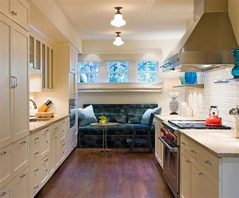 36 best images about galley kitchen on