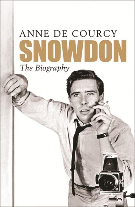 snowdon the biography by anne de courcy 9780753825877 na bazarek pl